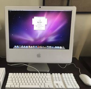 iMac apple desktop computer for Sale in Alpharetta, GA