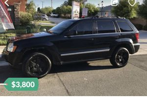 2005 Jeep Grand Cherokee Limited, excellent condition, 134,XXX miles run perfect, a/c and heater works perfehct,very clean in & out, sunroof, leather for Sale in Los Angeles, CA