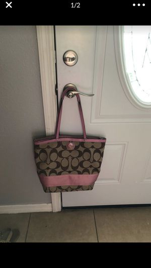 Coach Tote Bag for Sale in Tampa, FL