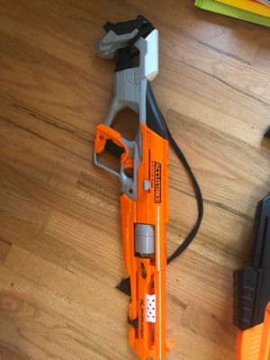 Large nerf gun for Sale in Bloomingdale, IL