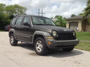 2006 Jeep Liberty Sport for Sale in Margate, FL
