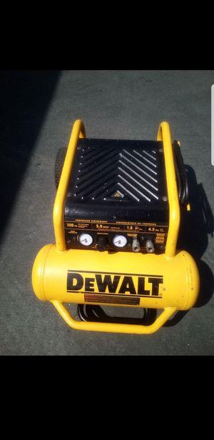 Dewalt compressor for Sale in Orange, CA