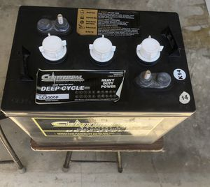 Centennial Battery 6V for Sale in Lake Elsinore, CA