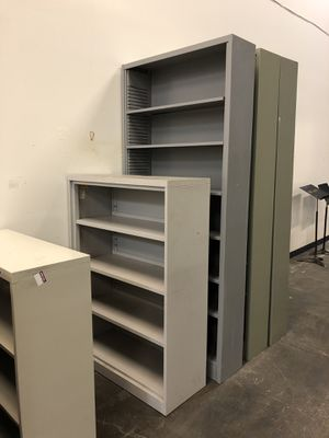 Metal Book Shelves for Sale in Richmond, CA