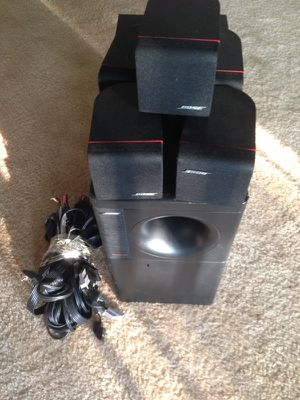 Bose acoustimass 600 for Sale in Annandale, VA