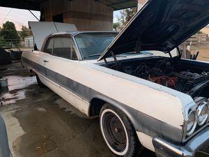 64 Chevrolet Impala for Sale in Riverside, CA