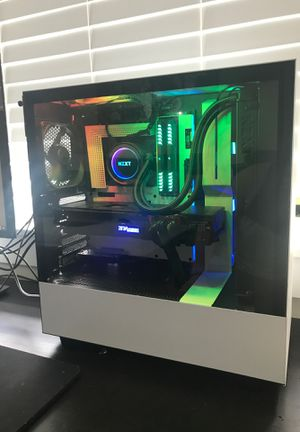 Top tier gaming pc RTX 2070/i5 8600k/3000mhz 16gb DDR4/930gb ssd/ for Sale in Edgewood, WA
