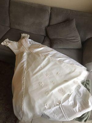 Vintage custom wedding dress for Sale in Wesley Chapel, FL