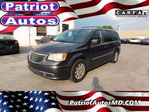 2016 Chrysler Town & Country for Sale in Baltimore, MD