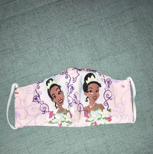 PRINCESS TIANA FACE MASK • OLNEY, MD for Sale in Olney, MD
