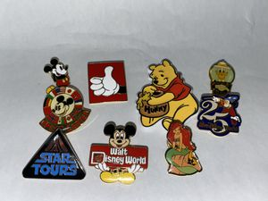 Disney World and MGM Theme Park Pins for Sale in Kingston, WA