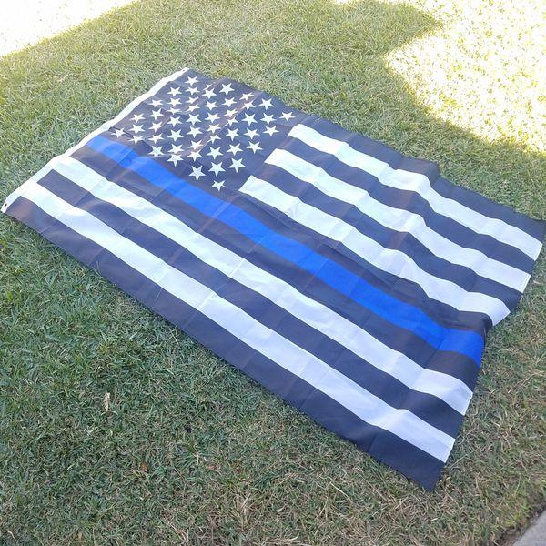 Large flage