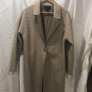 Women's Coat Size M Beige for Sale in Naperville, IL