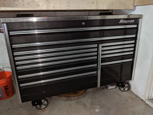 Snap on epiq 60in tool box for Sale in Mendon, MA