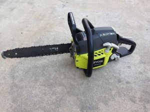 Ryobi gas chainsaw for Sale in Los Angeles, CA
