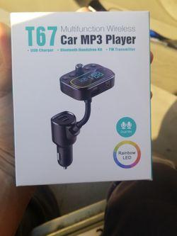 Car Mp3 Player FM Transmitter for Sale in Santa Ana,  CA