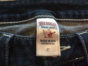 True Religion size 27 for Sale in Phoenix, AZ