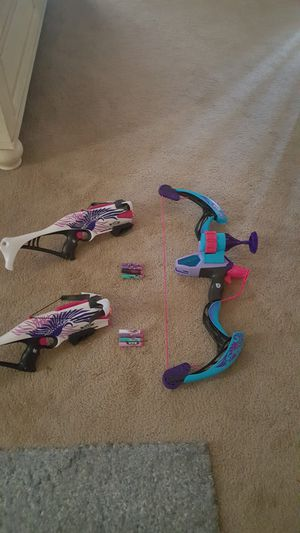 Nerf rebelle for Sale in Tolleson, AZ