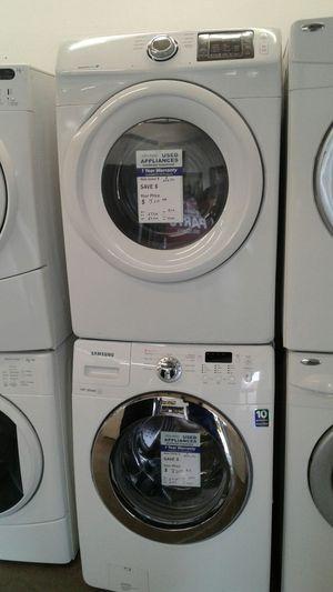 Samsung frontload washer and dryer set for Sale in Denver, CO