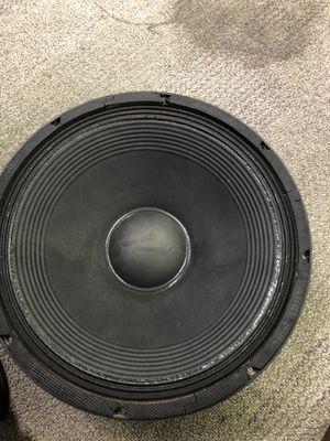 """Audio pipe speaker 15"""" for Sale in Tampa, FL"""