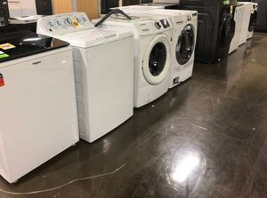 Front Load AND Top Load Washers VU2K for Sale in Covina, CA