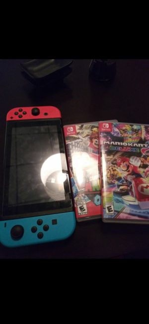 Nintendo switch for Sale in Virginia Beach, VA