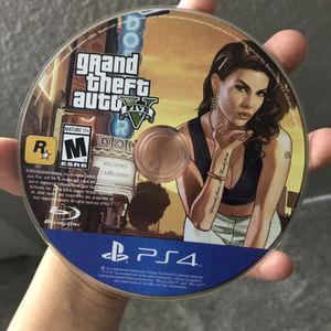 GTA PS4 for Sale in Richardson, TX