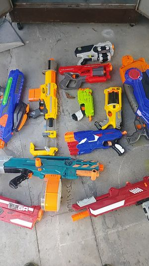 Nerf guns for Sale in Huntington Park, CA