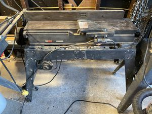 "Vintage Craftsman 6"" Jointer - Price Reduced! for Sale in Portland, OR"