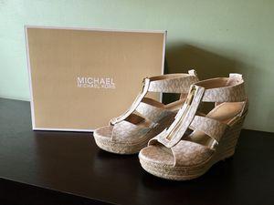 MICHAEL Michael Kors Damita Wedge Heel for Sale in Lima, OH