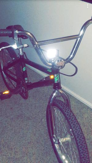 Custom chrome gt bmx bike for Sale in Salt Lake City, UT
