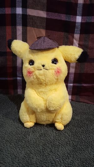 Pokemon Detective Pikachu Plush for Sale in West Palm Beach, FL