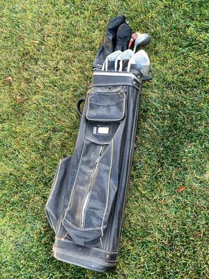 Vintage Golf Clubs with Bag for Sale in Cupertino, CA