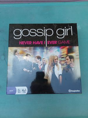 Gossip Girl board game for Sale in Valley View, OH