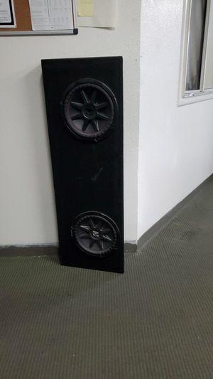 12inch Subwoofer Speaker Box for Sale in Riverside, CA