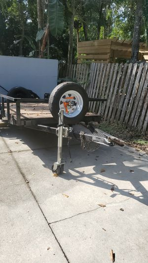 5x10 open trailer for Sale in Winter Springs, FL
