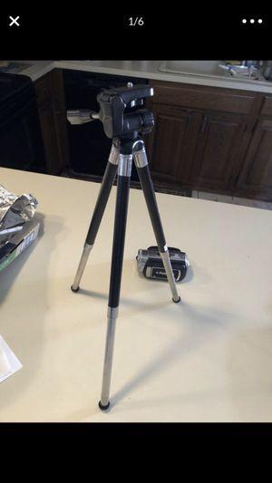 Light, portable, camcorder Tripod for Sale in St. Petersburg, FL