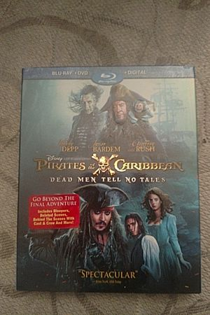Pirates of the Caribbean: Dead men tell no tales for Sale in Pittsburgh, PA