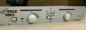 Pyle Pro 600 Watt, Stereo or Mono, DJ, Rack Mountable, Audio Amplifier for Sale in Raleigh, NC