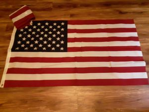 American flags (2 of them) for Sale in Oshkosh, WI