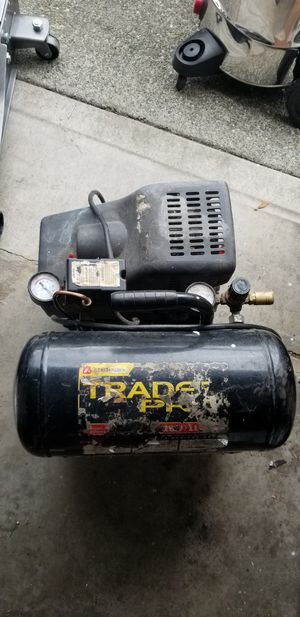 5 Gallon Air Compressor for Sale in Seattle, WA