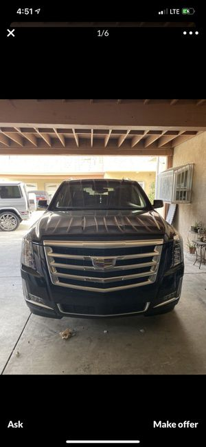 2015-2020 Cadillac Escalade complete front clip for Sale in Santee, CA