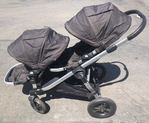 ★ 2014 Baby Jogger City Select Double Seat Stroller w/Accessories for Sale in Anaheim, CA