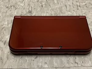 Nintendo 3ds Red XL for Sale in Washington, DC