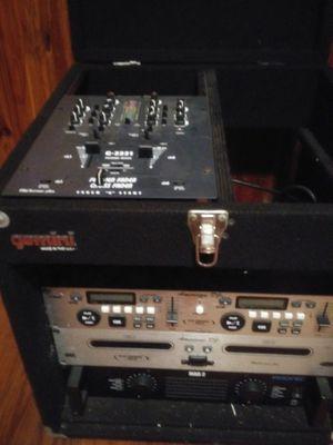 American DJ/with 2 community loud speakerd for Sale in Dallas, TX