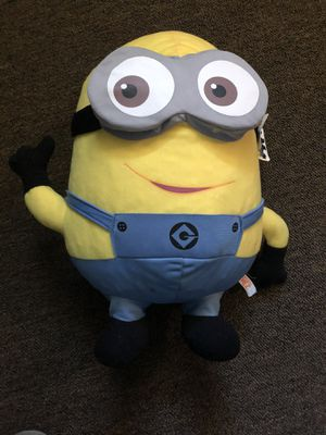 Minion stuffed animal for Sale in Toms River, NJ
