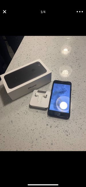 I Phone 7 for Sale in Upland, CA