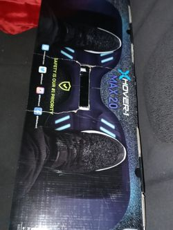 Hoover Max 20 Hoverboard for Sale in Auburn,  WA