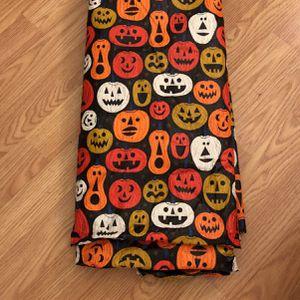 Free Pumpkin Table Cloth for Sale in Richmond, VA