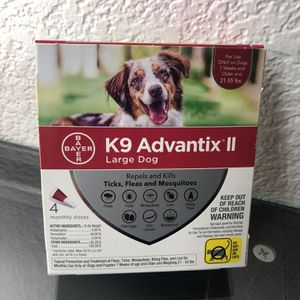 K9 Advantix II for Sale in Elk Grove, CA